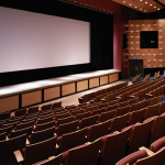 3D Movie Theatre and Auditorium